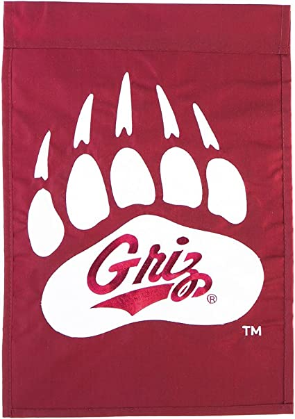 Montana Grizzlies Two Sided House Flag