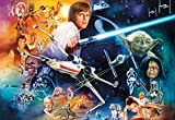 Star Wars - ''The Force Is Strong With This One'' - 2000 Piece Jigsaw Puzzle