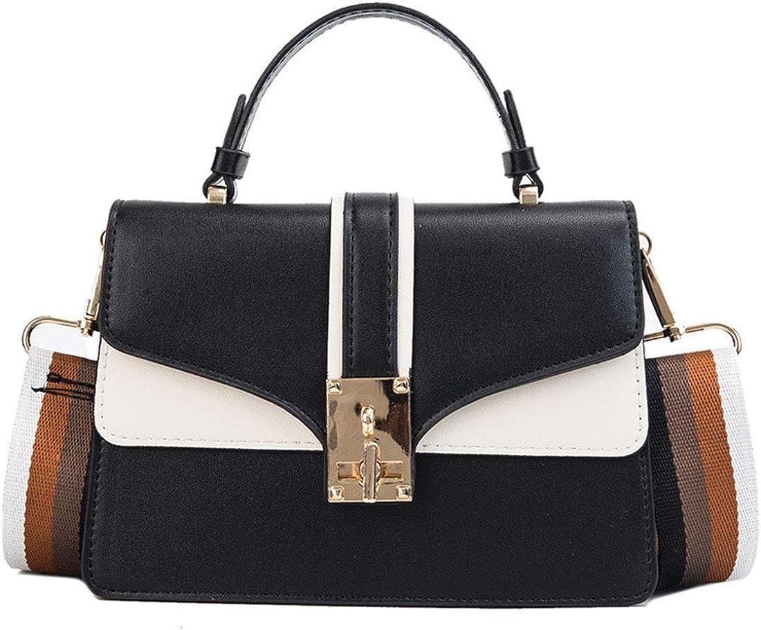 Nanlu Purses and Handbags for Women Small Leather Shoulder Tote Bags Crossbody Ladies Bag