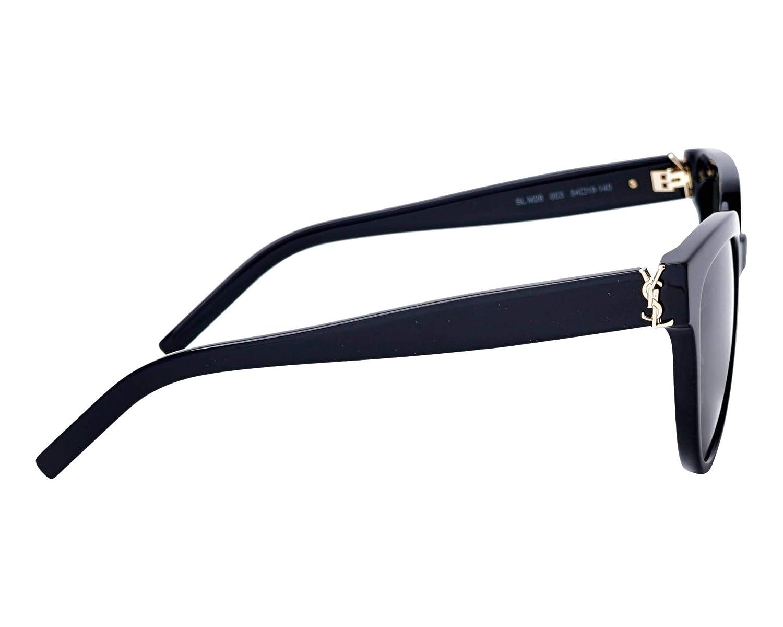 Amazon.com: Yves Saint Laurent - Gafas de sol (SL-M-28 003 ...