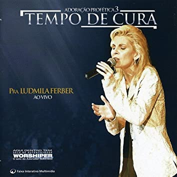 ludmila ferber tempo de cura cd