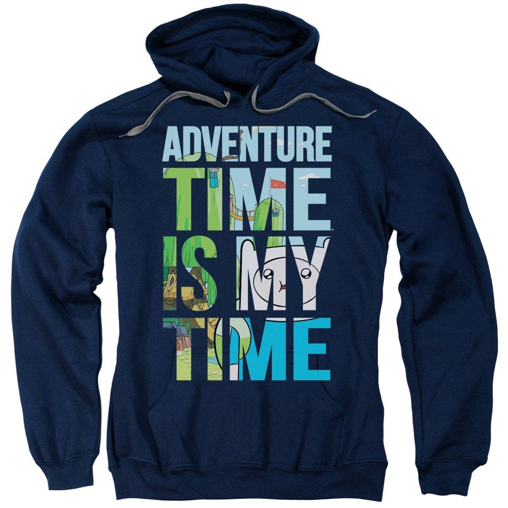Adventure Time - - Männer Meine Zeit Pullover Hoodie