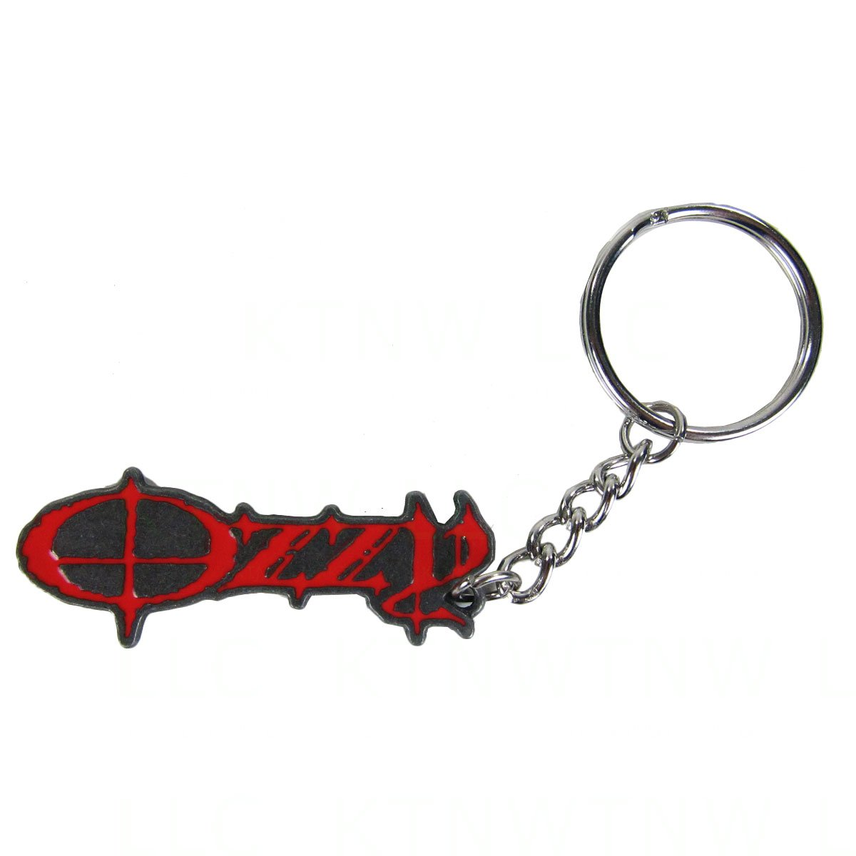 Ozzy Officially Licensed Pewter Keychain