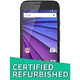 (Certified REFURBISHED) Motorola Moto G 3rd Gen XT 1550 (Black, 16GB)