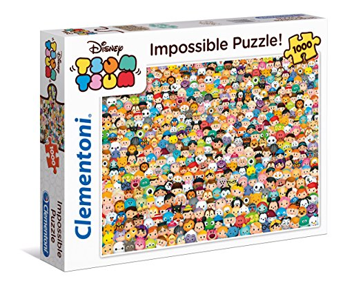 Clementoni Impossible Tsum Puzzle Piece product image