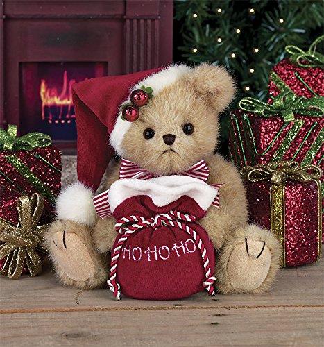 Bearington Jolly Jingles Christmas Stuffed Animal Teddy Bear 10