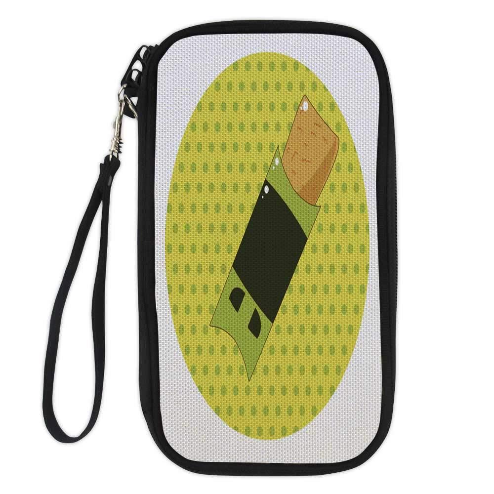 passport wallettravel wallet passport holderpie theme elements6 9.1x4.7x0.8