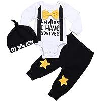 Conjunto de 2 piezas de ropa para recién nacidos para bebé y niño