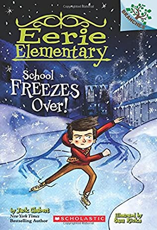 book cover of School Freezes Over!