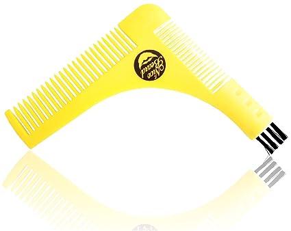 peine para la barba nicebeard ⭐ – marcaje Parfait de los bordes en menos de