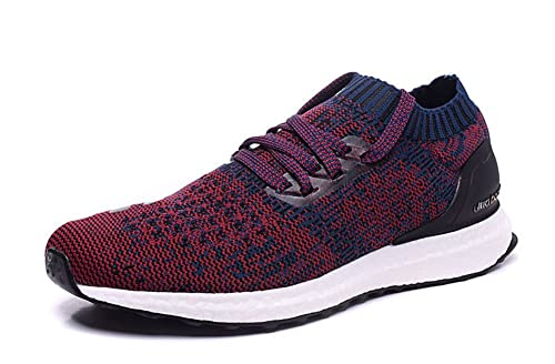 537bf51cb Amazon.com  New Ultra Boost Men Leisure Outdoor Sports Shoes Lightweight Running  Shoes DarkRed (6001355277769)  Books