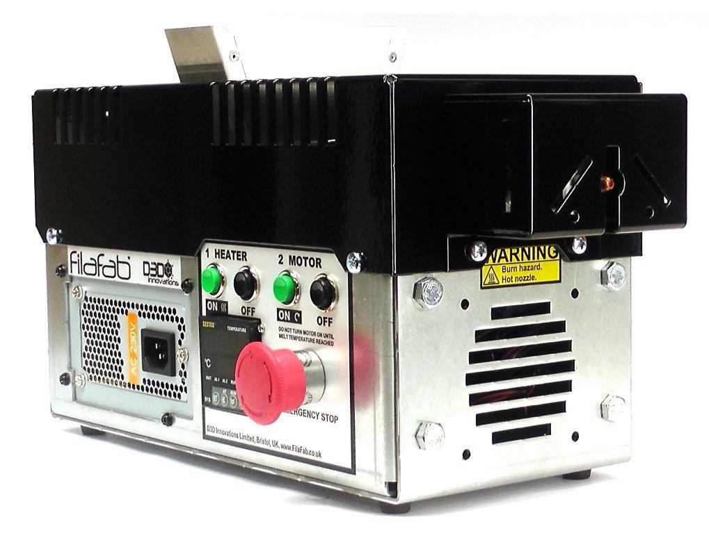 filafab filamento impresora 3d Extrusora - Nuevo Modelo Precio ...