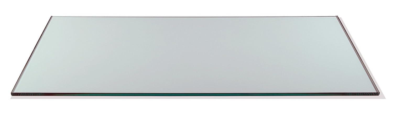 Rosseto Wide Rectangular Tempered Glass GTR33