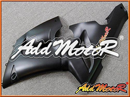 Addmotor Inyección Hornear carenado para Ninja ZX636 ZX6R 2005 2006 ZX 6R 05 06 negro K6509: Amazon.es: Coche y moto