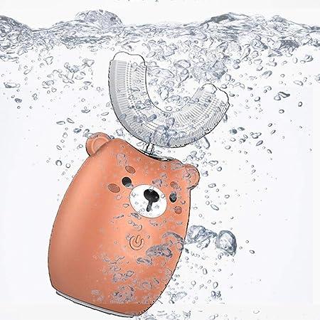 Juman634 Cepillo de Dientes eléctrico para niños de Dibujos ...