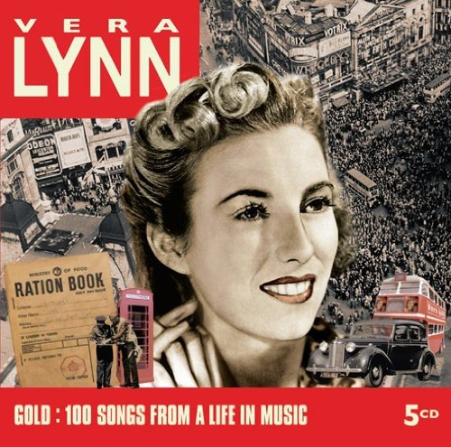 Gold: 100 Songs from a Life in Music - Lynn Cover