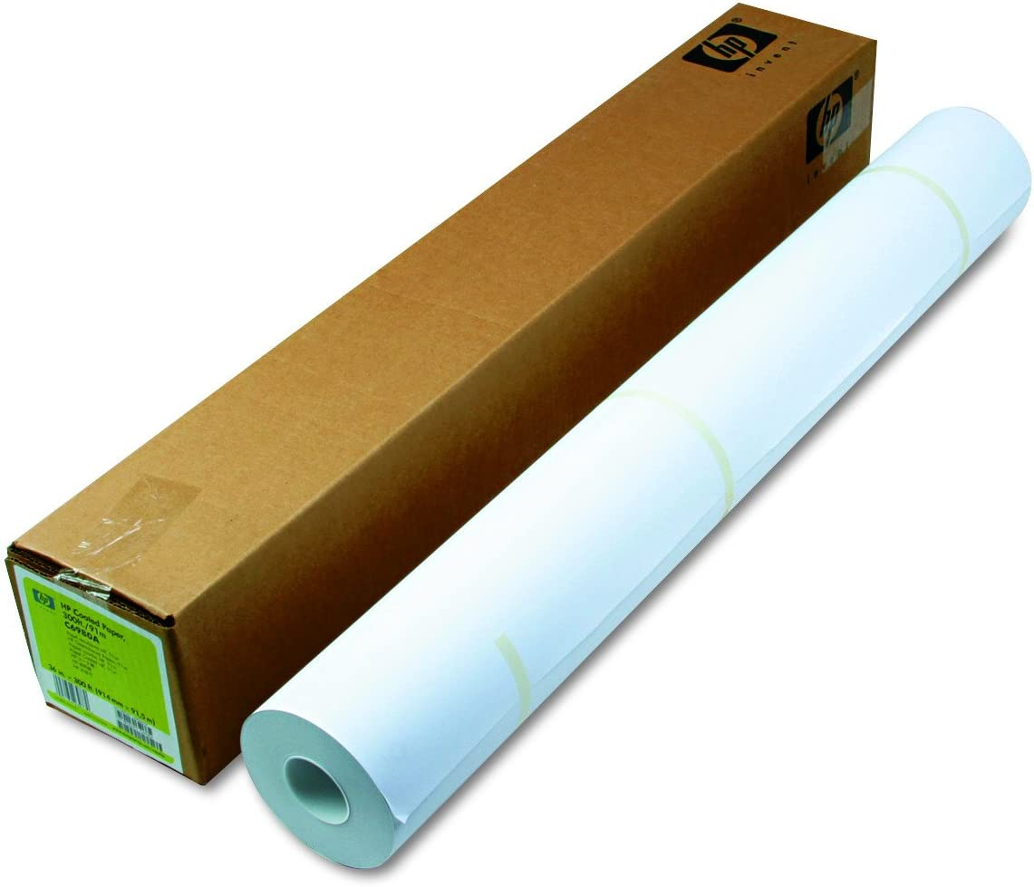 HP C6980A - Papel para plotter: Amazon.es: Oficina y papelería