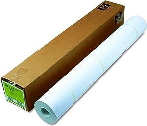 "HP C6980A Designjet Inkjet Large Format Paper, 4.5 mil, 36"" x 300 ft, White"