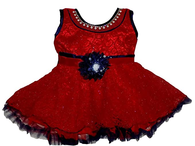 70704eb82 ALL ABOUT PINKS reg  Baby Dress for Girls Baby Frocks Baby Girls ...