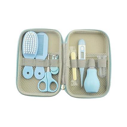Kit de cuidado del bebé Cepillo para el cabello Cortador de uñas ...