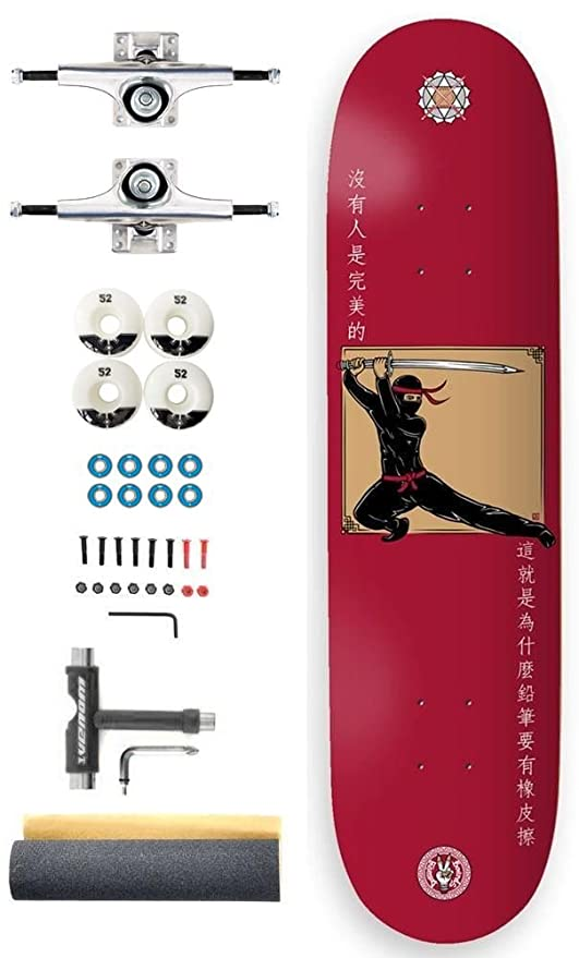 Drawing Boards Tableros de Dibujo Red Ninja x Fracture Pro ...