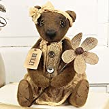 Honey In Me Small Vintage Sitting Bailey Bear
