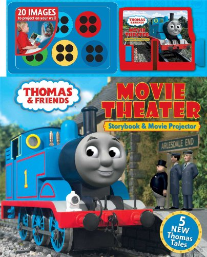 Thomas & Friends Movie Theater Storybook & Movie Projector (Thomas The Train Storybook)