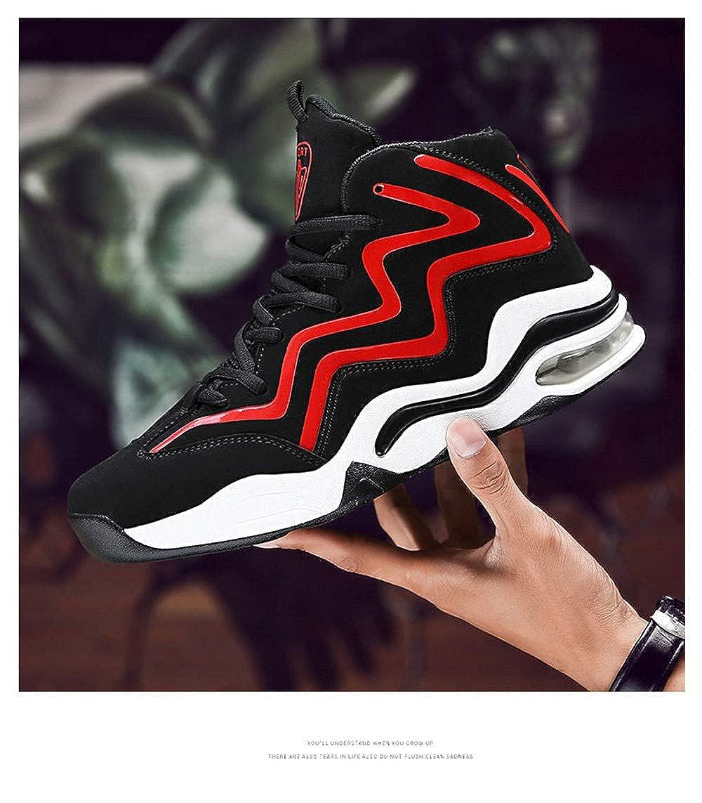 IDNG Basketballschuhe Basketball-Schuhe Für Männer Basketball-Turnschuhe Basketball-Turnschuhe Basketball-Turnschuhe Stoßfest Athletische Sportschuhe B07MPMTPDL Basketballschuhe Charakteristisch 7f56a5