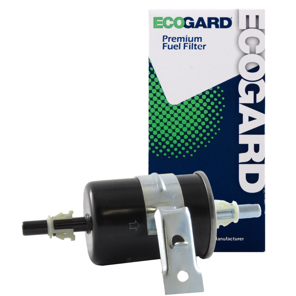 Amazon.com: ECOGARD XF64687 Engine Fuel Filter - Premium Replacement Fits  Chevrolet Corsica, Beretta: Automotive