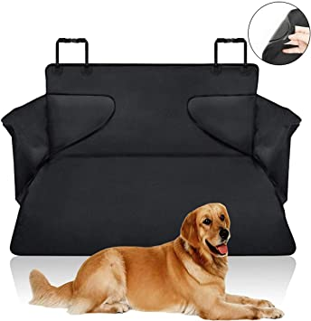 Kofferraummatte Kofferraumschutz Hund Ladekantenschutz Hundedecke Universal