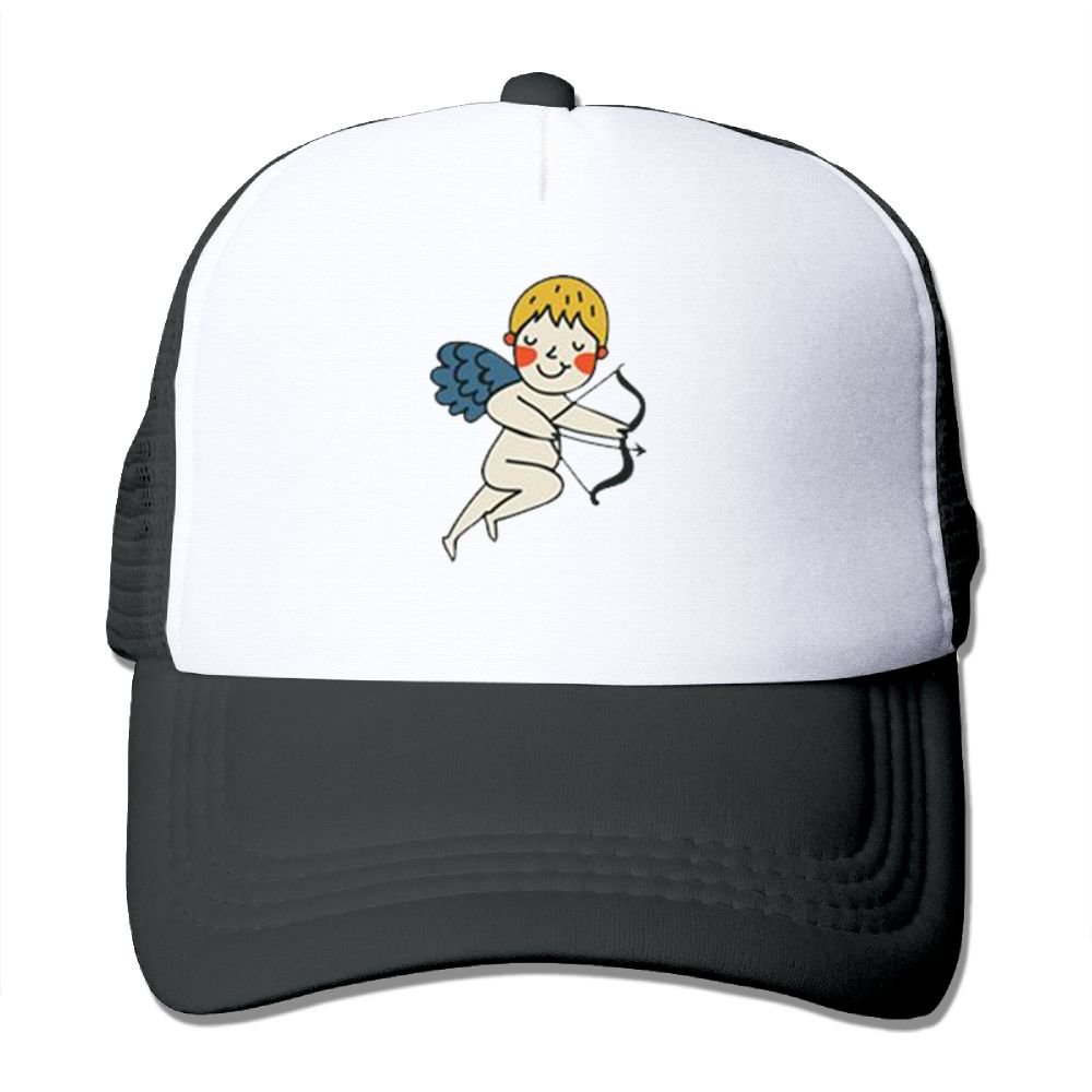 FeiTian Cupid Low Profile Baseball Caps For Men Casual Great For Travle Hiking Polo Style Hat