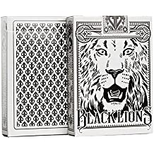 David Blaine Black Lions Seconds Playing Cards