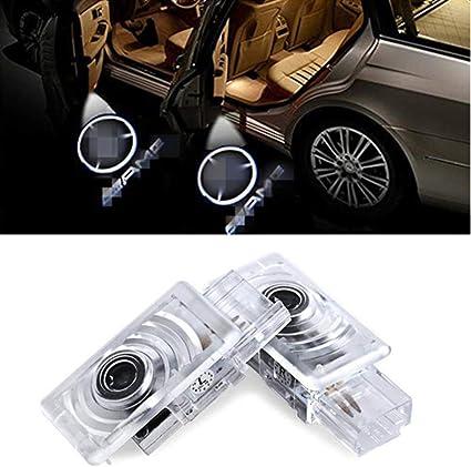 For Lao-E QJZoncuji 2 St/ücke Autot/ür Licht Geist Schatten Licht Logo Projektor Einstiegsbeleuchtung Einstiegslicht Autot/ür
