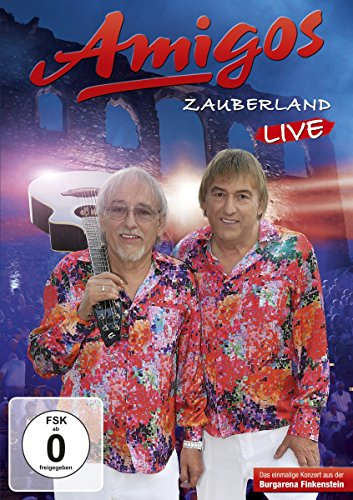 Amigos - Zauberland (Live 2017) (Germany - Import)