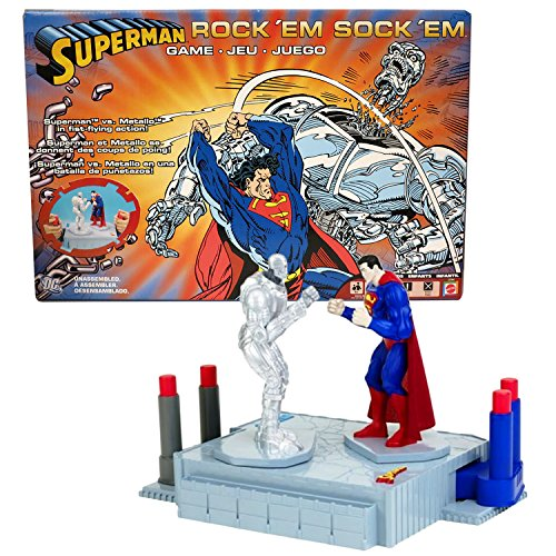 robot superman - 9