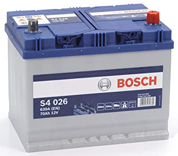 Bosch S4 Car Battery Type 068 With 4 Year Manufacturers Warranty