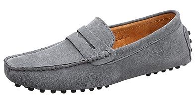 Yaer Zapatos hombre Mocasines calzado plano-Mocasines para hombre: Amazon.es: Zapatos y complementos