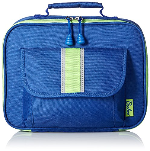 bixbee-kids-navy-blue-space-racer-insulated-lunch-box