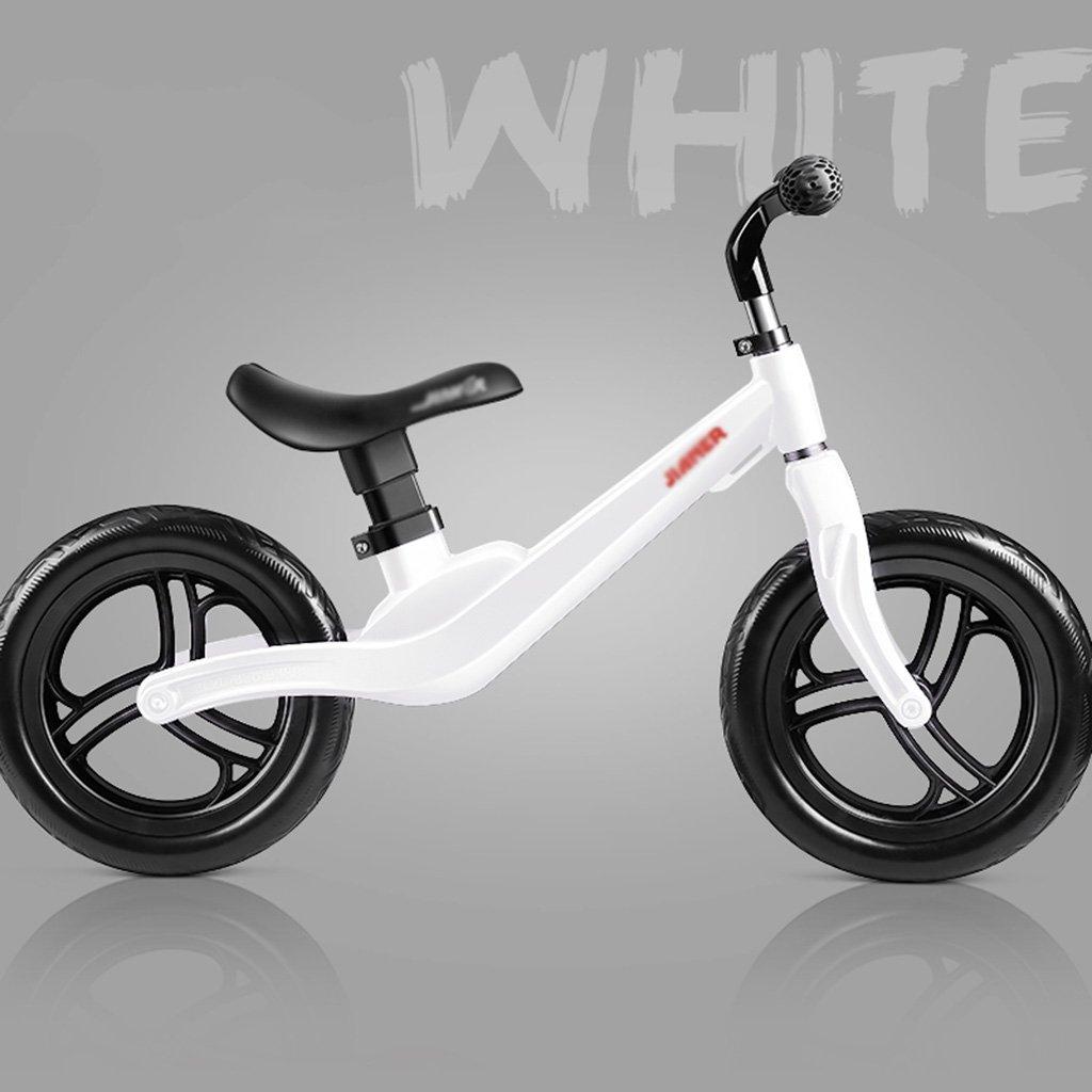 【お気に入り】 子供のスクータースライディングカーウォーカーベビーノーペダル自転車子供のおもちゃダブルホイール2-6歳 B07FZ7FS6Y B07FZ7FS6Y White White White White, luire:f48cbb94 --- a0267596.xsph.ru