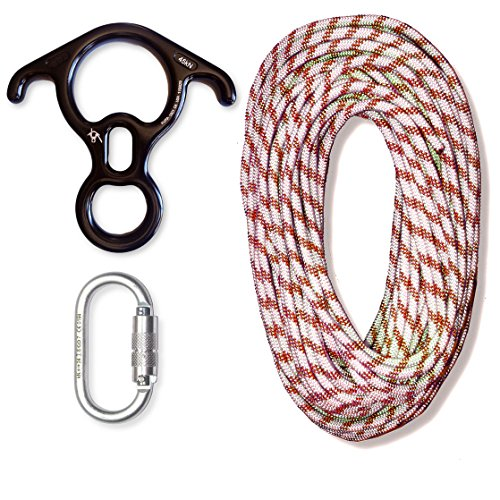 OPG Figure 8 Rappelling System by OmniProGear