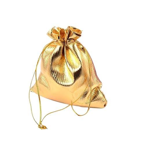 PandaHall- – Juego de 200 bolsas de organza para joyas ...