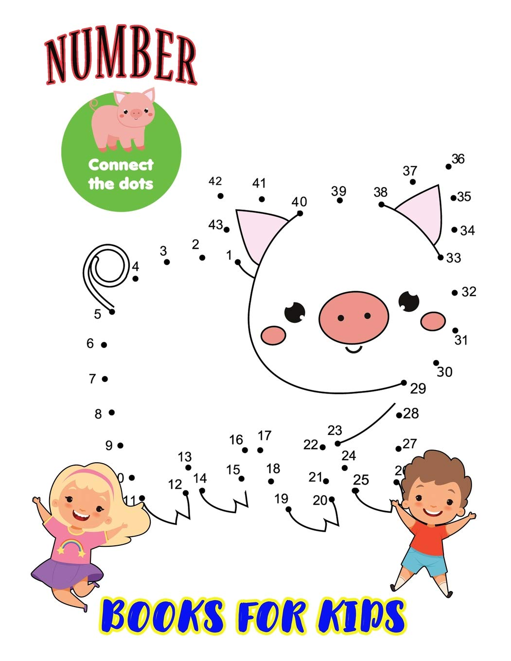 - Amazon.com: Connect The Dots Numbers Books For Kids: Connect The