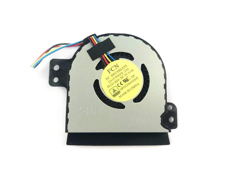 Ventilador CPU Toshiba Satellite C50 R50-B R50-B-10G G61C0002G D