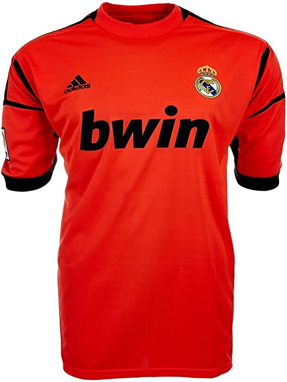 2012-2013 Real Madrid Adidas Home Goalkeeper Shirt: Amazon.es: Deportes y aire libre