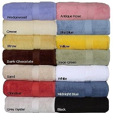Espalma 700 Cotton Oversized Bath Sheet - Creme