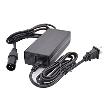 Amazon.com: iMart UL - Cargador de batería de ion de litio ...