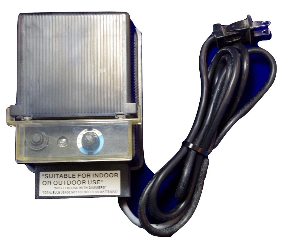 TDC Power DA-120-12W-1 Transformer 12v 120w Max Landscape Lighting Power Supply
