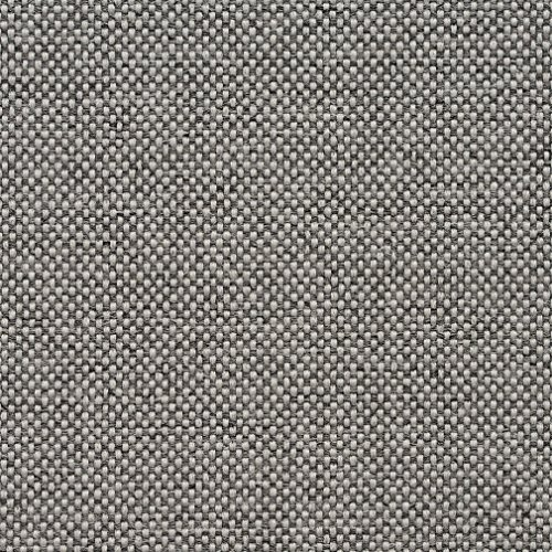 (Charcoal Gray Silver Plain Tweed Stain and Soil Repellent Upholstery Fabric by the yard)