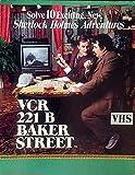VCR 221 B Baker Street - Sherlock Holmes Adventures