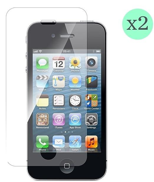 201 opinioni per (2 pezzi) Pellicola Protettiva in Vetro Temperato per Iphone 4 / 4S l Ultra HD
